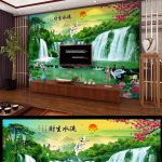 tranh 3d thac nuoc (12)