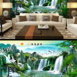 tranh 3d thac nuoc (14)